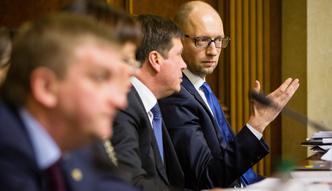 Walka z korupcj� na Ukrainie nabiera rozp�du. Nowe prawo uchwalone