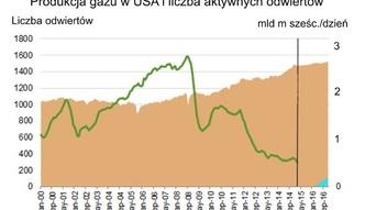 Ameryka�scy Zieloni domagaj� si� zakazu eksportu gazu z USA
