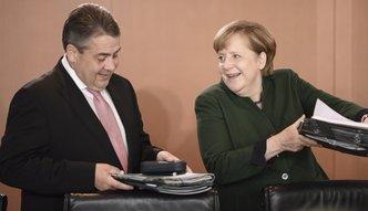Merkel gotowa do rozmów z Macronem o wzmocnieniu strefy euro