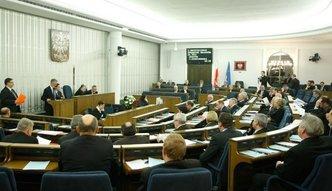 Ustawa dekomunizacyjna w Senacie. Zmieni� si� nazwy ulic
