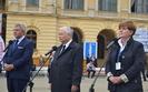 Jaros�aw Kaczy�ski prezentuje projekt wzmocnienia Unii na Wschodzie