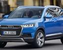 Wiadomo�ci: Audi Q1 i RS Q1 - debiut zaplanowany na 2016 rok