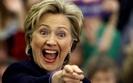 Wybory prezydenckie w USA. Barack Obama popar�by Hillary Clinton