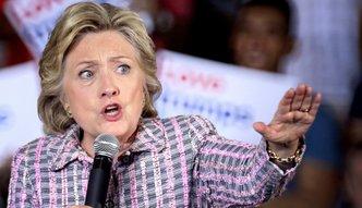 Clinton atakuje Trumpa za egoizm i obiecuje twardy kurs wobec Wall Street