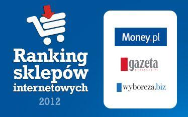 Ranking sklepów internetowych 2012