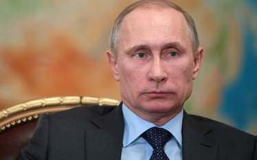 Sytuacja na Ukrainie. Prezydent Rosji zabra� g�os