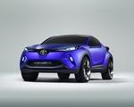 Koncepcyjna Toyota C-HR zadebiutuje w Pary�u