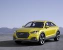 Audi TT w kolejnej wersji - tym razem crossover