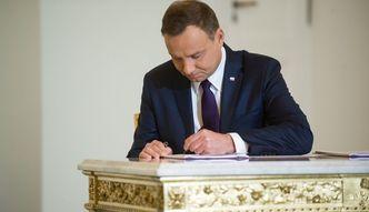 Prezydent podpisał ustawę budżetową. Andrzej Duda nie posłuchał konstytucjonalistów