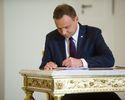 Wiadomości: Prezydent podpisał ustawę o umowie koncesji na roboty budowlane lub usługi