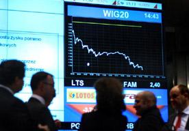 Krach na gie�dzie i euro za 4,50 z�? Oto konsekwencje wojny na Ukrainie