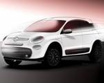 Fiat 500 idzie w ślady MINI - będzie SUV