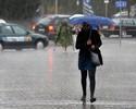 Opady deszczu na Opolszczy�nie. Ponad sto interwencji stra�y