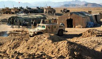 Konflikt w Afganistanie. Wygas�o pozwolenie na tranzyt broni dla mi�dzynarodowej misji przez Rosj�