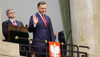 Prezydencki projekt w sprawie wieku emerytalnego wp�yn�� do Sejmu