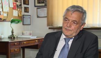 Konflikt na Ukrainie. Jan Piek�o komentuje: Ukraina potrzebuje najpierw bezpiecze�stwa, a potem inwestycji
