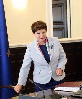 """Premier Szyd�o: """"Rz�dowi uda�o si� du�o zrobi�. To pocz�tek drogi"""""""