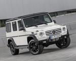 Mercedes-Benz Klasy G pozostanie niezmienny?