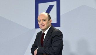 Prezes DB studzi emocje: Jeste�my i pozostaniemy silnym bankiem