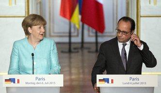 """Merkel ujawni�a, co czeka Grecj�. """"Drzwi do rozm�w s� otwarte"""""""