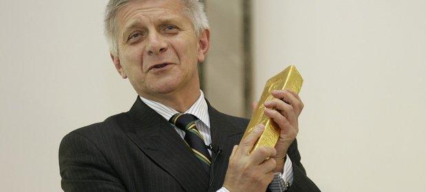 Польское золото не вернется из Англии. 100 тонн лежит в хранилище в Лондоне