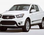 SsangYong SUT 1 - nowy gracz na rynku pick-upów
