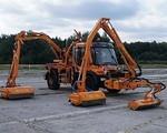 Uniwersalny traktor XXI w. w Katowicach - Mercedes Unimog