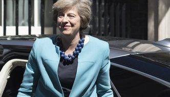 Premier May broni w Szkocji jedno�ci Wielkiej Brytanii w obliczu Brexitu