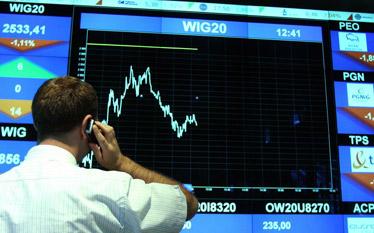 Fed dodrukuje dolary - WIG20 nawet o 15 procent w g�r�