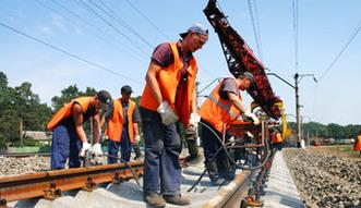 ��d� Fabryczna w budowie: Prawie miliard z� na udro�nienie kolejowego w�z�a w �odzi