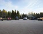Jeep pochwalił się aż sześcioma modelami koncepcyjnymi
