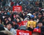 Prezydent Korei Południowej zamieszana w skandal korupcyjny? Na ulicach protesty