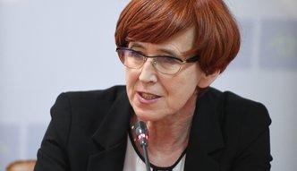 Elżbieta Rafalska: nie każda kobieta rezygnuje z pracy, bo dostaje 500+