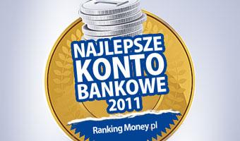 Ranking kont osobistych Money.pl 2011
