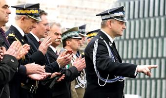 Straż Pożarna w Polsce ma 450 nowych oficerów