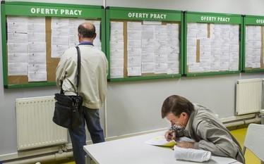 Bezrobocie w Polsce. Sytuacja na rynku pracy najlepsza od sze�ciu lat