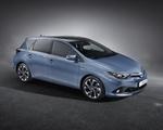 Toyota Auris doczeka�a si� subtelnego liftingu