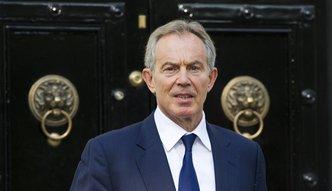"""Tony Blair apeluje o mobilizację przeciwników Brexitu. """"Kraj jest na drodze ku krawędzi"""""""