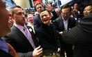 Wall Street pod ogromnym wra�eniem debiutu Alibaby