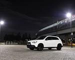Tylko biel i czerń - Mitsubishi ASX Black