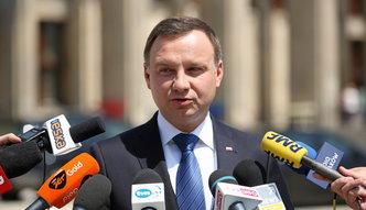 Andrzej Duda w Radomiu: Zrobi� wszystko, by plany gospodarcze by�y zrealizowane