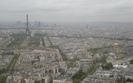 Protest taksówkarzy w Paryżu. Skarżą się na konkurencję