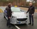Opel Corsa OPC na kolejnych zapowiedziach