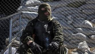 Rosja i separaty�ci wstrzymali dostawy w�gla na Ukrain�. Zapas�w wystarczy tylko na 50 dni