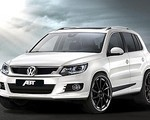Więcej charakteru i więcej mocy - VW Tiguan od ABT