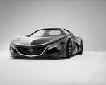 Mazda RX9 - ciekawy projekt modelu na rok 2018