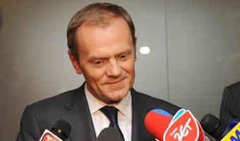 Tusk podziękował za pracę dla Polaków