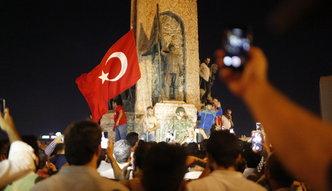 Chaos po nieudanej próbie zamachu stanu w Turcji