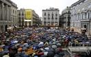 Niepodleg�o�� Katalonii. ��daj� referendum