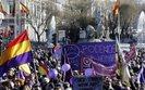 """Hiszpania b�dzie jak Grecja? ,,Marsz zmiany"""" Podemos zgromadzi� ponad 100 tysi�cy os�b."""